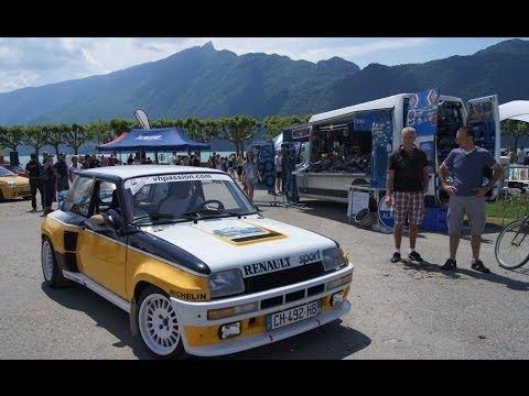 3eme Rassemblement Renault Sport Et Alpine A Aix Les Bains Youtube