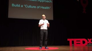 A Culture of Humility for a Culture of Health | Sean Valles | TEDxMSU
