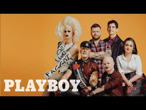"""Playboy Partners With The Trevor Project to Present """"Faces of Resilience"""""""