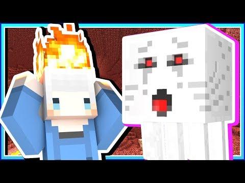 【Minecraft | 暮光森林】#14 地獄大冒險❗居然發現可怕的靈異事件EOE他😱