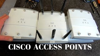 Scrapping Cisco Access Points Good Gold Recovery