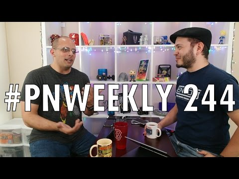 #PNWeekly 244: LG G6 price, Galaxy S8 1000fps camera, and TK Bay drops by the lab!