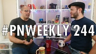 #PNWeekly 244  LG G6 price, Galaxy S8 1000fps camera, and TK Bay drops by the lab!