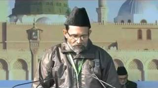 Jalsa Salaana Qadian 2011 Lecture! The Truth of the Promised Messiah (as).