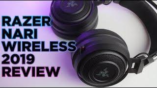 Razer Nari Wireless Gaming Headset Review (2019)