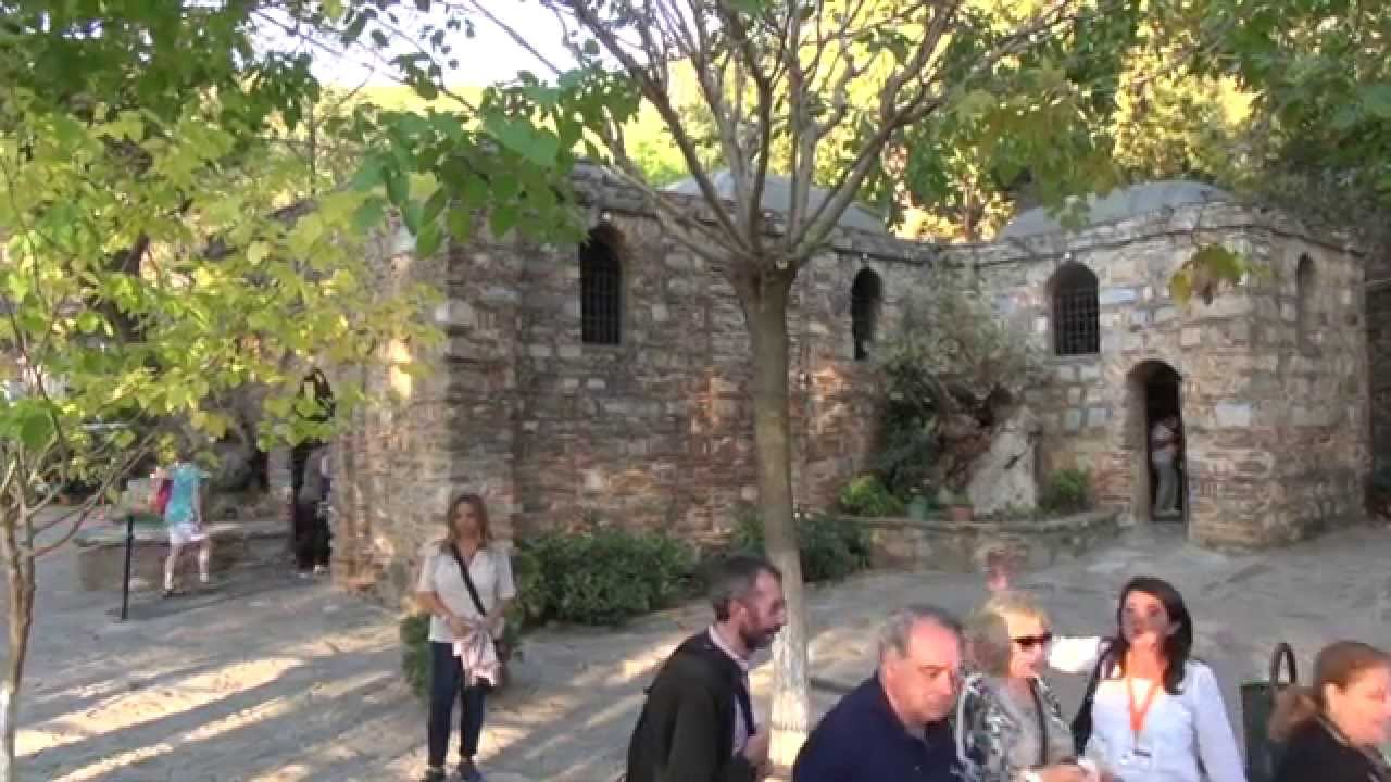 Turqu a casa de la virgen mar a efeso 2013 youtube - La casa de maria ...