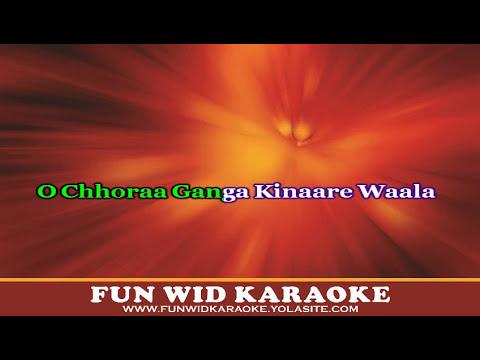 Old Is Gold Mashup Karaoke | Dance Version - Volume 1 | Fun Wid Karaoke | DJ Lolly