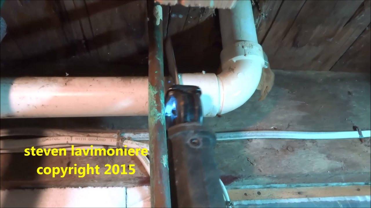 kitchen sink drain piping reworked plumbing tips