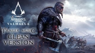 Assassin's Creed Valhalla - Official Trailer Music Theme CLEAN VERSION | Soul Of A Man (Koda Cover)