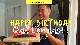 CHAD DOUGLAS BIRTHDAY! CAR CAKE [Doug&Marie's Life S4E38]