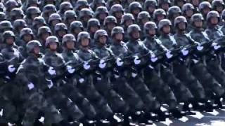 China Hell March The Largest Army In The World FULL (Official)