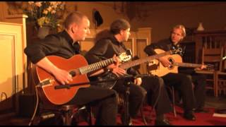 Triple Trouble Trio - Misirlou (Gypsy-swing version)