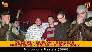 Freestyle Jam @ Microphone Masters 2 @ Duże Pe, Muflon, Proceente, Eskobar, Dolar,Flint, Goły