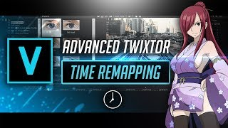 Step Up Your Editing Game With Twixtor Time-remapping!