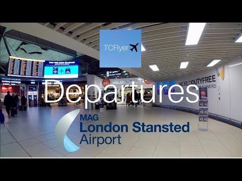 TCFlyer   Stansted Airport   Departure Lounge Walkthrough