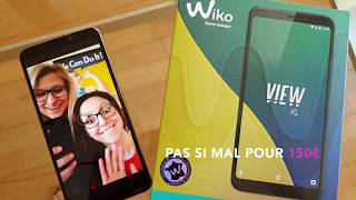 Test WIKO VIEW XL by Girleek