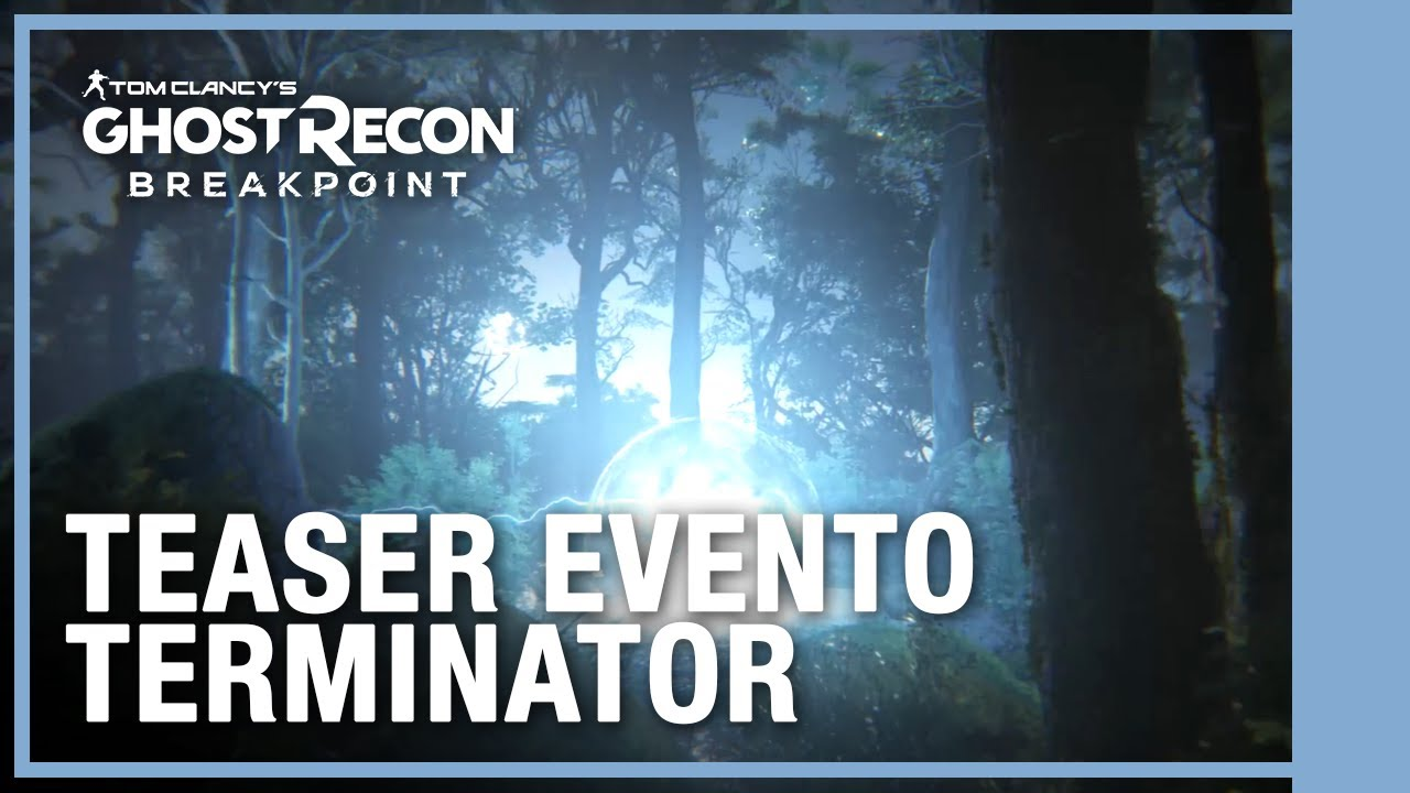 Ghost Recon Breakpoint - Teaser Terminator