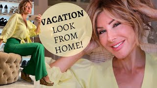 Get That Fresh Fŗom Vacation Look At Home | Dominique Sachse