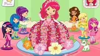 Пекарня Шарлотта Земляничка/Bakery Charlotte Strawberry увлекательный мультик игра