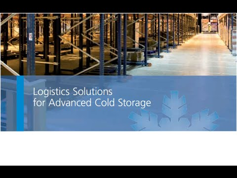 Warehousing: Freezing & refrigerated optimised facility | Mecalux UK