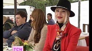 Ольга Янукович продемонструвала свою любов до коней(UA - Ольга Янукович продемонструвала свою любов до коней. Знання тонкощів конкуру та вміння спілкуватись..., 2013-09-12T14:27:34.000Z)