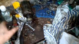 Дефектовка стартера Ауди 80 B3