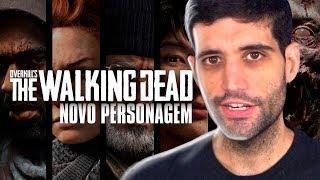 O mundo é o lugar mais PERIGOSO, trailer final de THE WALKING DEAD, o jogo