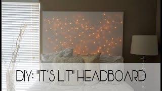 DIY Headboard! Easy Tutorial