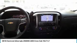 2018 Chevrolet Silverado 2500HD Midland Texas JF155947T