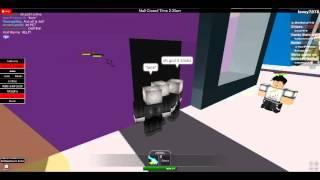 Slender man flash mobs in roblox