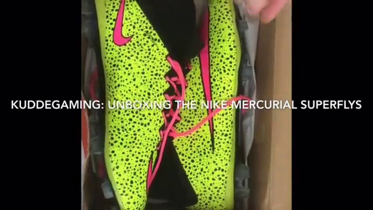 Unboxing the Nike Superfly - Aliexpress Replica