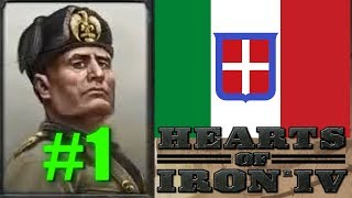 Hearts of Iron IV как играть