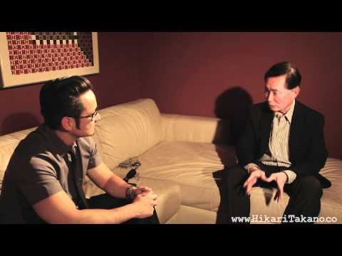 George Takei Interview Part 5 on HikariTakano.co