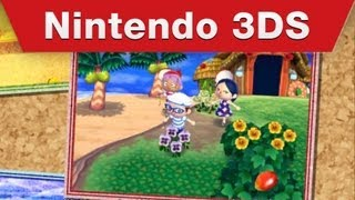 Nintendo 3DS - Animal Crossing: New Leaf Tourism Trailer #2