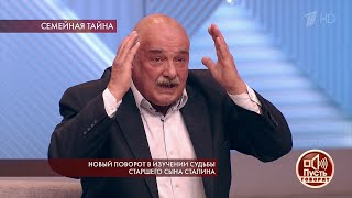Новый поворот в изучении судьбы старшего сына Сталина. Пусть говорят. Самые драматичные моменты.