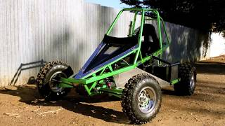 Sidewinder Buggy Yamaha YZ490 the Edge
