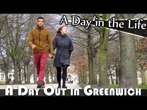 A DAY OUT IN GREENWICH - LONDON UK DAILY VLOG (ADITL EP145)