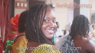 Sankɔfa Journey |:| July 10-22, 2018 |:| Promo Video