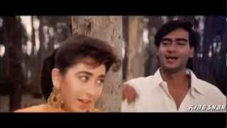 Pyar Ke Kagaz Pe Dil Ki*HD*Sadhana Sargam & Abhijeet Bhattacharya - Ajay Devgan & Karisma Kapoor