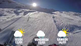 Val Tho Snow - 11/01/2017