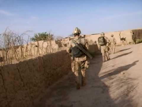 PATROL IN AFGHANISTAN