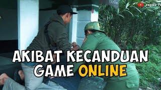 Akibat Kecanduan Game Online Sampai Kejang | Short Movie