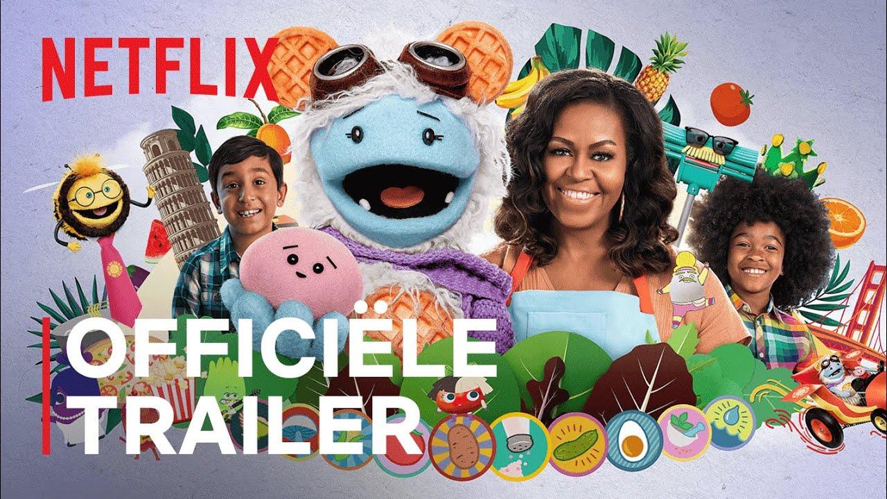 Wafeltje en Mochi | Officiële trailer | Netflix