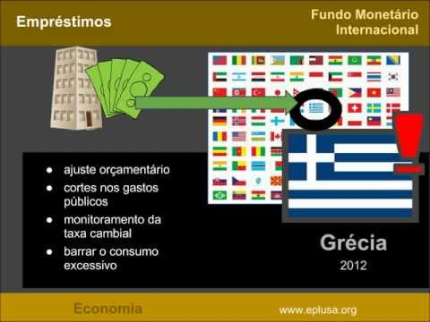 Fundo Monetário Internacional. ECONOMIA 3.3