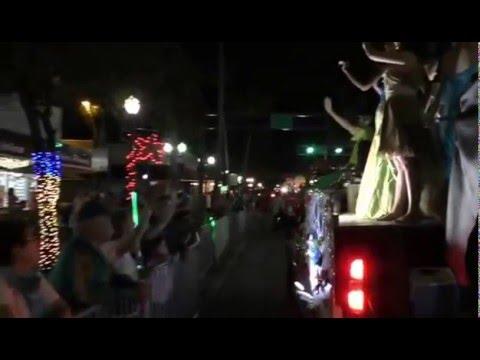 Delray Beach Holiday Parade Party Entertainment 2015