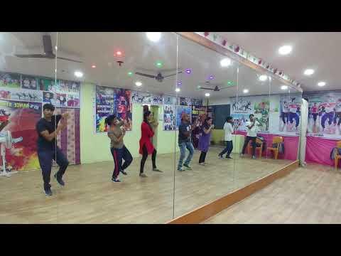 RV'S Dance class.  Jai lava kusa song