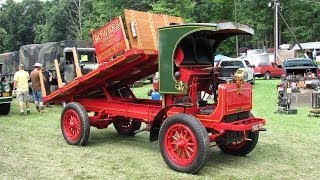 1919 AUTOCAR , one of the finest restorations I ever saw. August 2013...