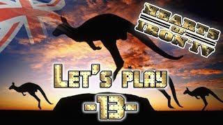 LE JAPON SOMBRE! L'ESPRIT DU KANGOUROU REDNECK ! - Let's  play [FR] HOI4 avec Overlordfr #13
