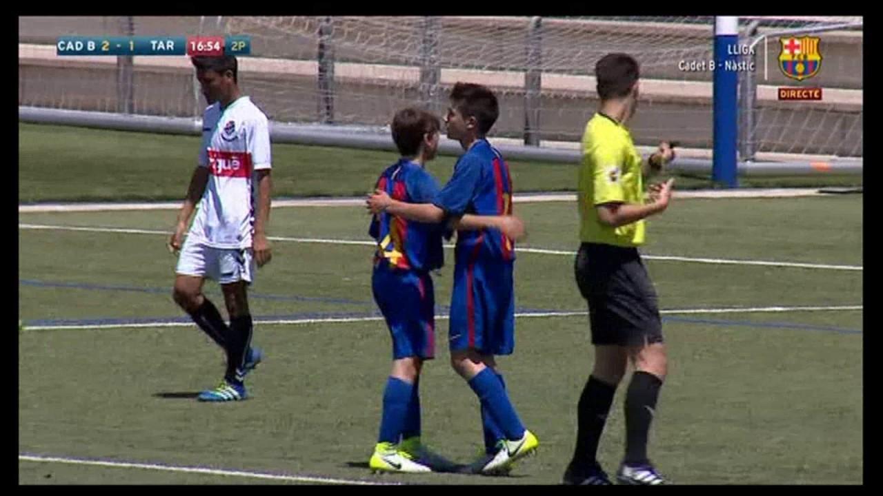Haitam Abaida vs Nástic de Tarragona 13 05 2017 - YouTube be51595dd73b5
