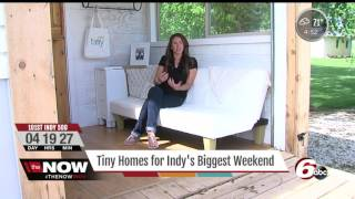 Tiny Houses Are Available For Rent In Central Indiana